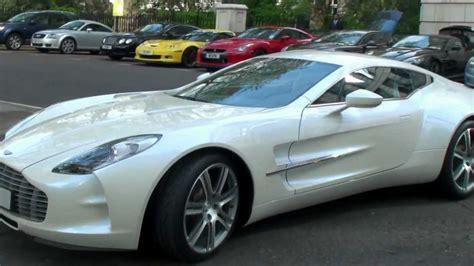 2010 Aston Martin One-77 Price