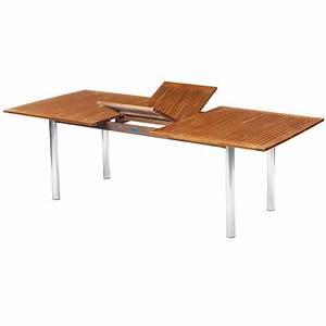 Gartenliebe tisch 39 tatjana 39 ausziehbar holz online kaufen for Gartenmöbel tisch ausziehbar