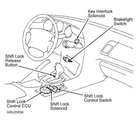 toyota corolla parking brake  problem