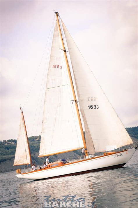 Sailing Boat Yawl by Sangermani Yawl 3174 Id 3 Used Boats
