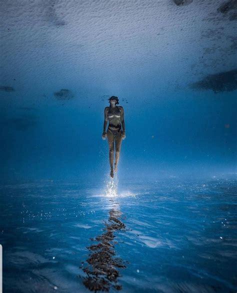 freediver freediving diving ocean underwater