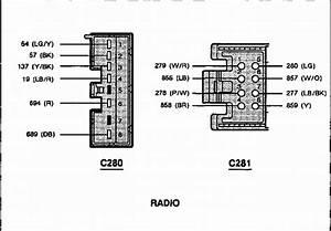 Ford Mach 460 Wiring