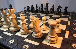 Schachspiel Holz Edel : schach sehr sch nes schachspiel aus holz 40 x 40 cm ebay ~ Sanjose-hotels-ca.com Haus und Dekorationen