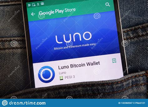However, it was able to make all its. Luno Bitcoin Wallet App On Google Play Store Website Displayed On Smartphone Hidden In Jeans ...