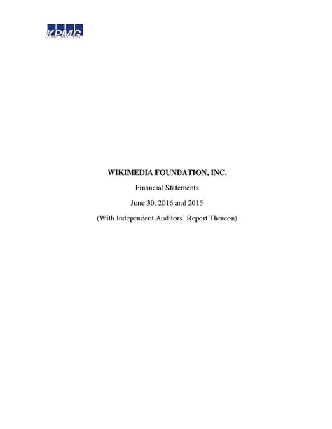 Audit Questions And Answers by 2015 2016 Audit Questions And Answers Wikimedia