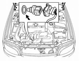 2000 Volvo S40 Engine Diagram
