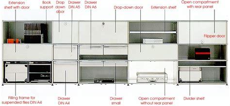 home kitchen furniture eye ear usm haller swiss design furniture for office