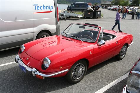 1968 Fiat Spider by Photo 1968 Fiat 850 Spider Owner Steinar Myklebust Img