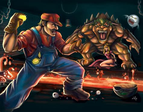 Epic Mario By Jpzilla On Deviantart