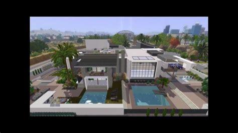 large celebrity house  sims   link youtube