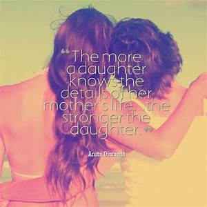 50 Inspiring Mother Daughter Quotes with Images ...