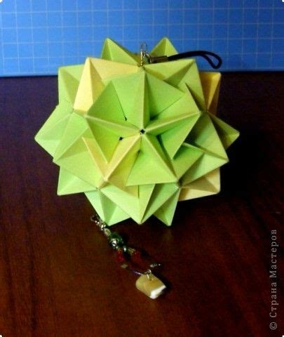 Origami Twin Boat Video by Kusudama Origami Master Class Kusudama Twin Boat Master