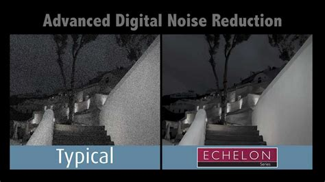 outdoor noise reduction advanced digital noise reduction digimerge echelon ir outdoor security cameras youtube