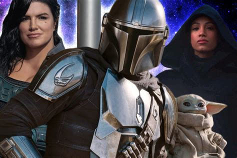 The Mandalorian : Easter Eggs You May Have Missed from the ...