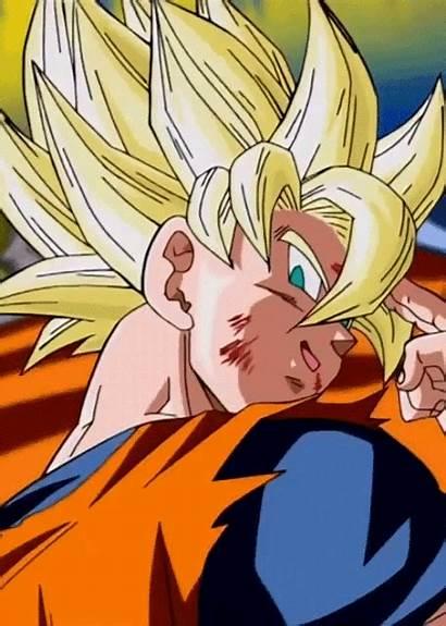 Goku Dragon Cell Ball Sacrifice Dbz Dragonball