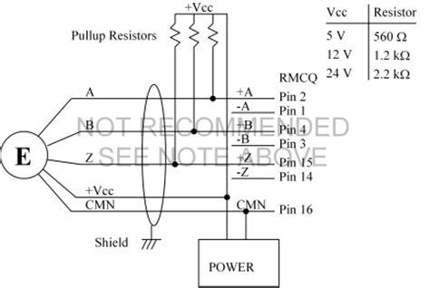Quadrature Wiring