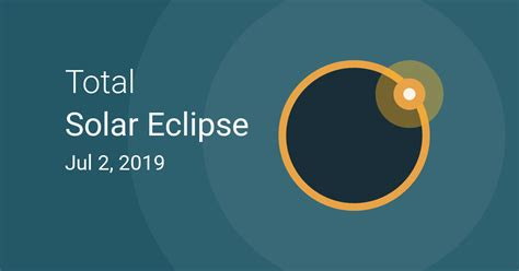 total solar eclipse  july