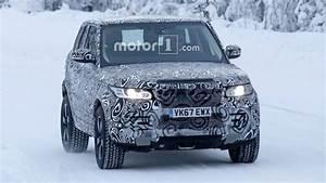 Nouveau Land Rover Defender : photos espion le nouveau land rover defender en promenade ~ Medecine-chirurgie-esthetiques.com Avis de Voitures