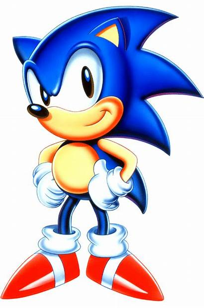 Sonic Hedgehog Vs Artwork Github Motobug Sagas