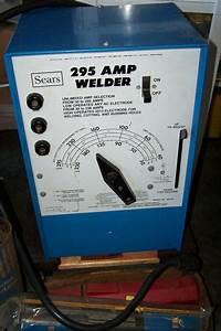Sears 295 Amp 220 Volt Arc Welder Saanich  Victoria