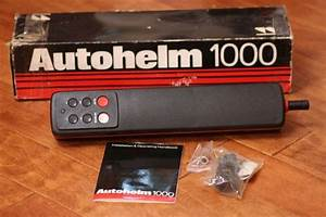 Buy Autohelm 1000 Tiller Autopilot Nautech  Raymarine  Motorcycle In Lakeland  Florida  United