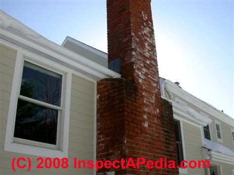 stains  brick surfaces   identify clean