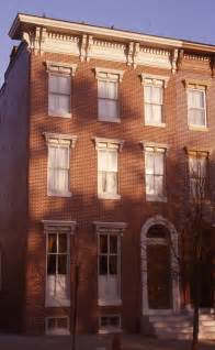 Italianate Row House Pictures by Baltimore Building Of The Week Italianate Rowhouse