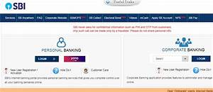 How To transfer money instantly to anyone using onlinesbi ...