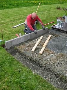 Blockstufen Ohne Beton Setzen : marios werkstatt hausprojekt pflaster verlegen ~ A.2002-acura-tl-radio.info Haus und Dekorationen