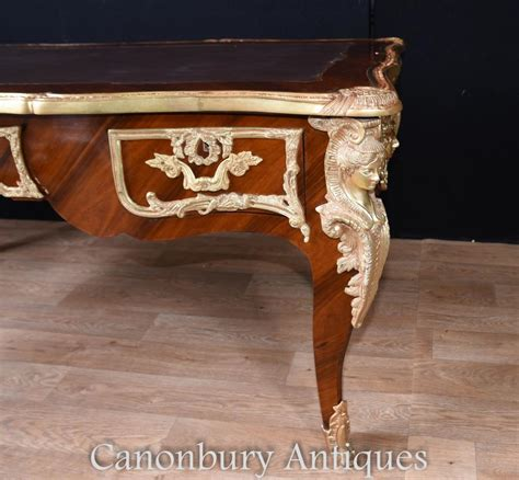 bureau large large empire bureau plat desk writing table