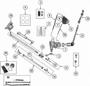 jeep wrangler tj steering parts 3997 3906 quadratec With front axle diagram additionally jeep wrangler tj front axle diagram