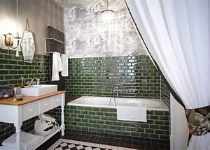Gorki Apartments Berlin : gorki apartments berlin eklektisch badezimmer other metro von sandra pauquet architects ~ Orissabook.com Haus und Dekorationen