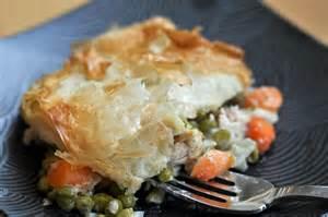 Puff Pastry Chicken Pot Pie Recipe