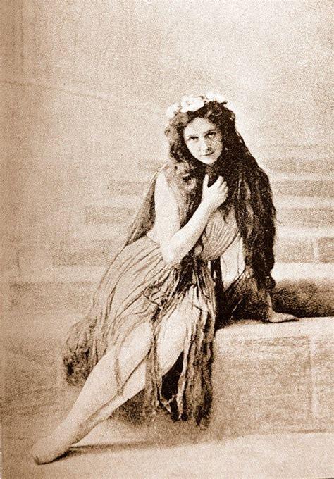 Ellen Price As The Little Mermaid Royal Danish Ballet Dance