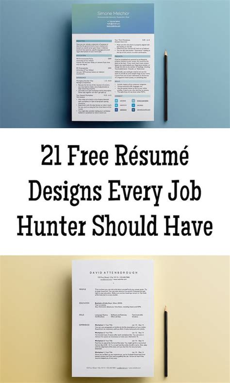 What Every Resume Should by 21 Free R 233 Sum 233 Designs Every Needs Ban Aviator And Cv Design