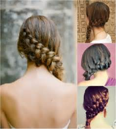French Braid Hair Extension Hairstyles