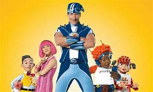 Change4Life & Sportacus tackle our lazy towns