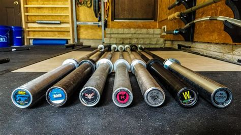 barbell olympic barbells most bar gym
