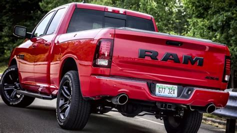 dodge ram  review redesign engine price