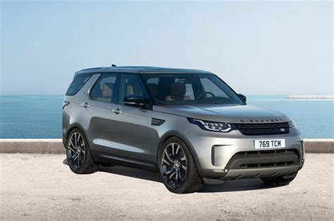 Land Rover Discovery Picture by 2017 Land Rover Discovery Take World Debut At The La Auto