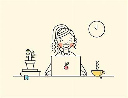 Illustration Challenge Line Sheveleva Illustrator Nataly Trendland