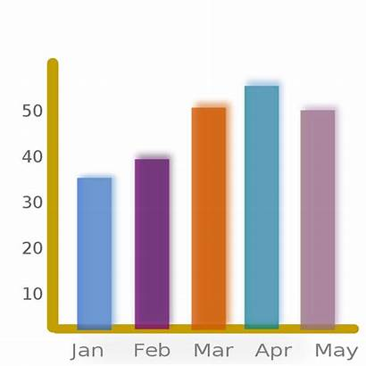 Graph Bar Chart Clipart Data Clip Column