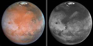 Mars Clouds NASA - Pics about space