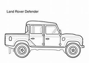 landrover slll from the cars colouring pages land rover With custom land rover discovery