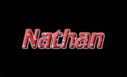 Nathan Logos Power Text Flaming Tool Animated