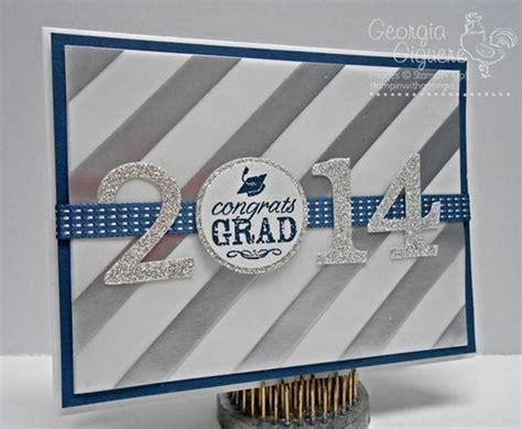 blue ribbon graduation card great   graduation