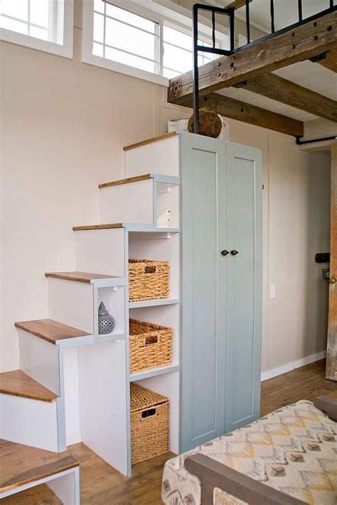awesome tiny house loft stair ideas tiny house loft