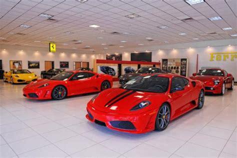Ferrari Maserati Bentley Of Central New Jersey Car