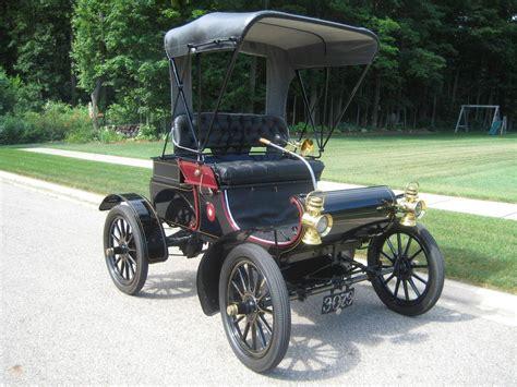 1905 Oldsmobile Model B Information And Photos Momentcar
