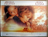 A Thousand Acres - Original Cinema Movie Poster From ...